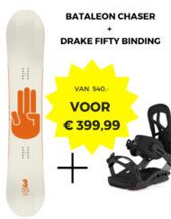 Bataleon Chaser 3BT + Drake Fifty Binding