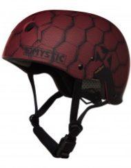 Mystic MK8 X Helmet Dark Red