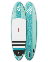 Fanatic Diamond Air 10'4'' x 33'' incl. Peddel