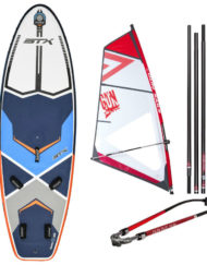 STX Windsurf 280 Tourer + GUNSAILS SUP tuigage