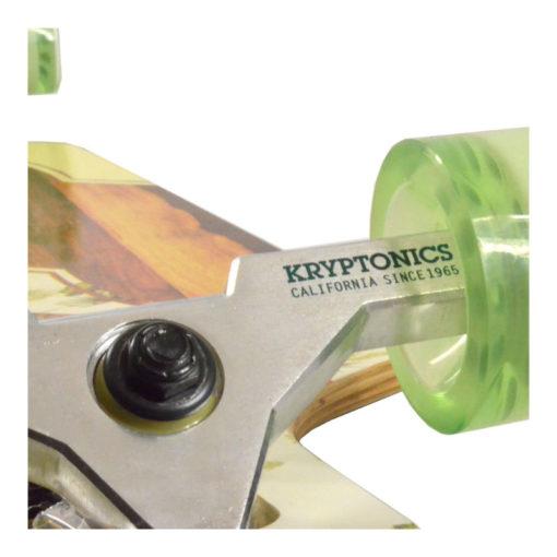 Kryptonics Bird of Paradise 36'' Drop Through