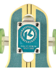 Kryptonics Bird of Paradise 36'' Drop Through