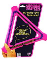 Aerobie Orbiter Boomerang Pink