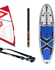 "STX WindSUP Tourer 9'8"" x 30"" + GUNSAILS Tuigage incl. Peddel"